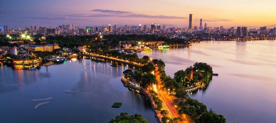 Saigon – Hanoi: HD City Tour