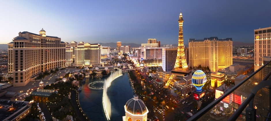 San Francisco- Las Vegas : City Tour