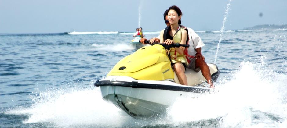Seminyak: Tanjung Benoa Water Sports