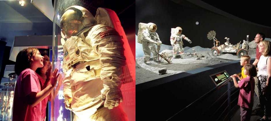 Houston :  NASA Tour