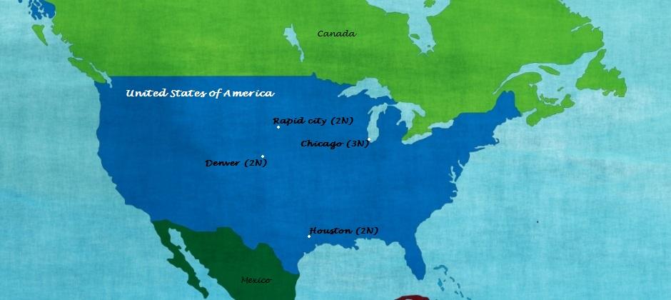 Central USA