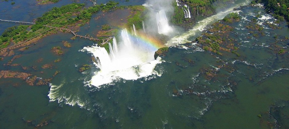 Iguassu Falls :  Guided Walking Tour To Argentine side Falls