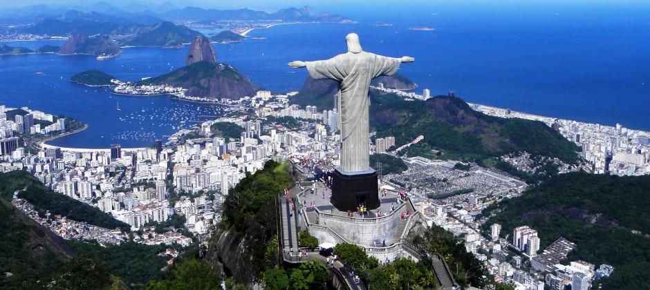 Rio De Janeiro : City Tour