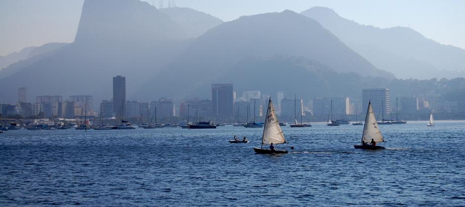 Rio de Janeiro : Guanabara bay boat tour