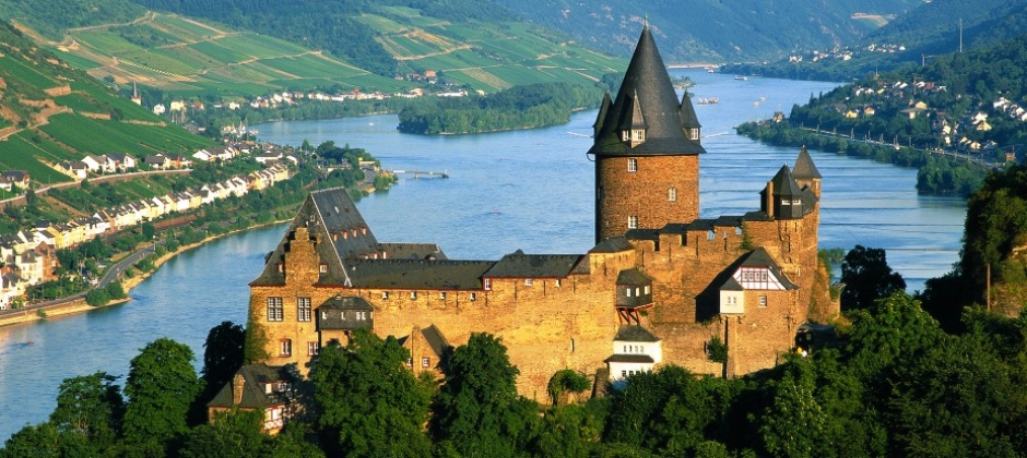 Frankfurt : Full Day Excursion Rhine Valley