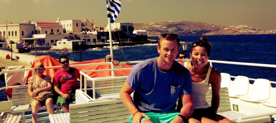Mykonos - Santorini