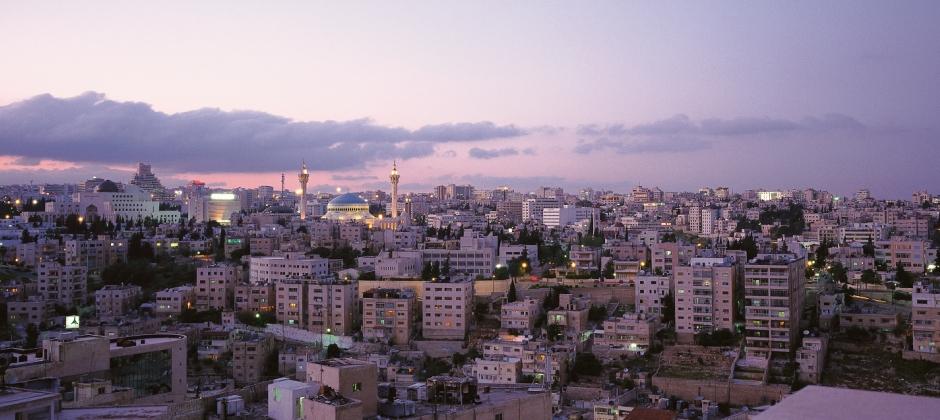 Arrive  Amman