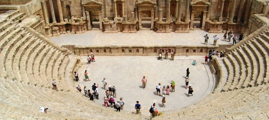 Amman: Jerash – Ajloun – Um Qais
