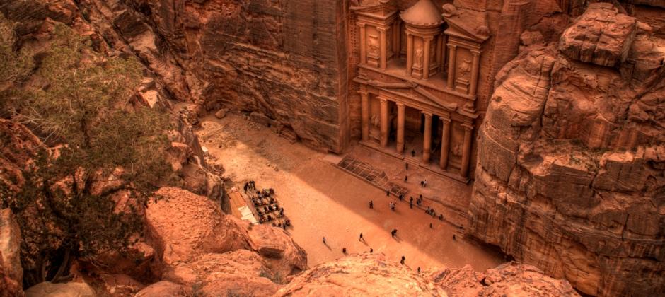 Petra:  Day Tour Of Petra