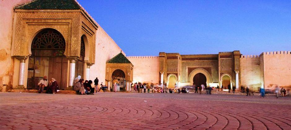 Rabat :  Day Tour To Meknes - Fez