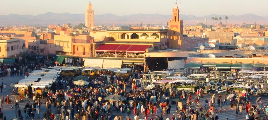 Fez - Marrakech