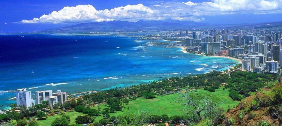 Oahu Island – Maui Island