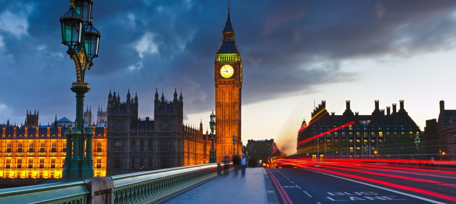 DEPART LONDON