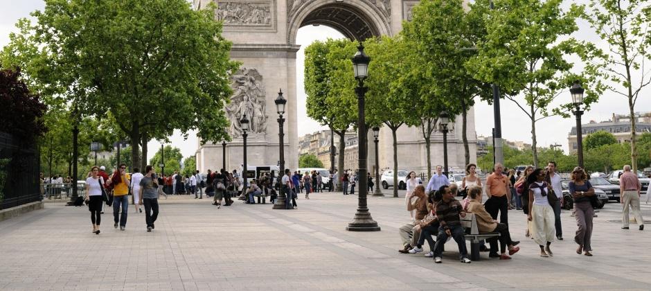 Paris: Hop on Hop off (1 day pass)