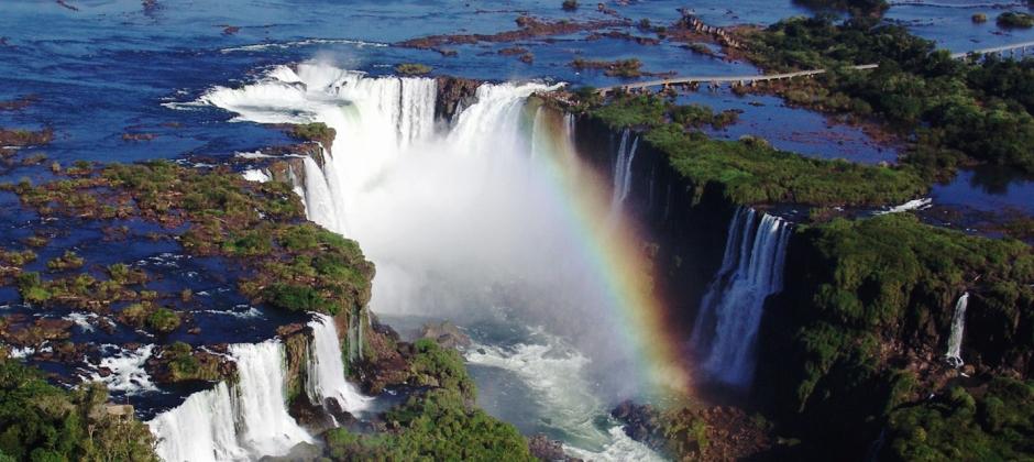 Rio de Janeiro – Iguazu Falls: Tour to Brazilian Falls