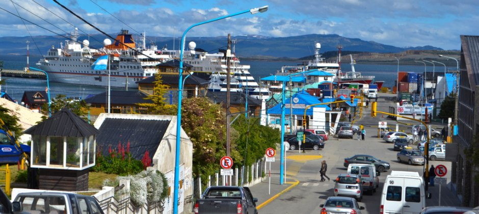 Buenos Aires - Ushuaia, Argentina - Embark on National Geographic Explorer