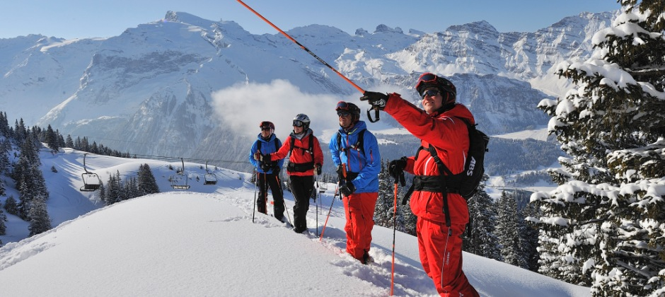 Lucerne- Interlaken- Enroute excursion to Mt. Titlis
