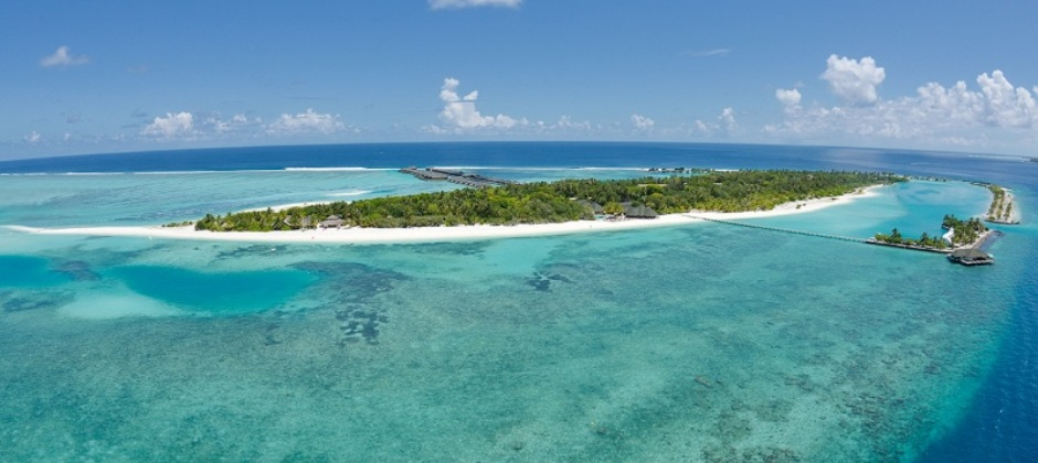 Arrive Male – Paradise Island