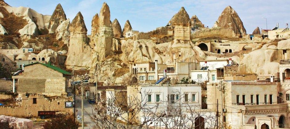 Arrive Istanbul – Cappadocia
