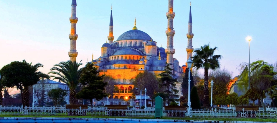 Istanbul : City tour