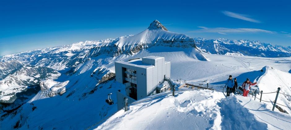 G'Staad- Excursion Glacier 3000