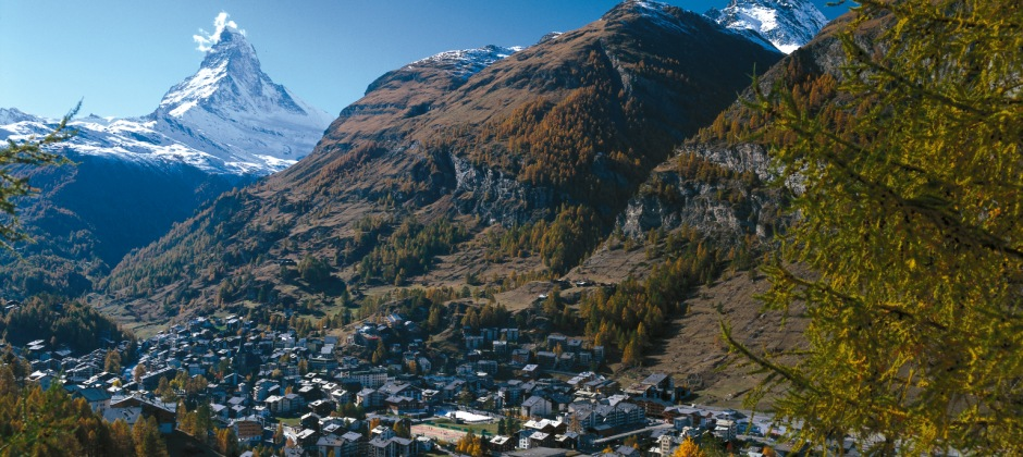 Zermatt – Back Home