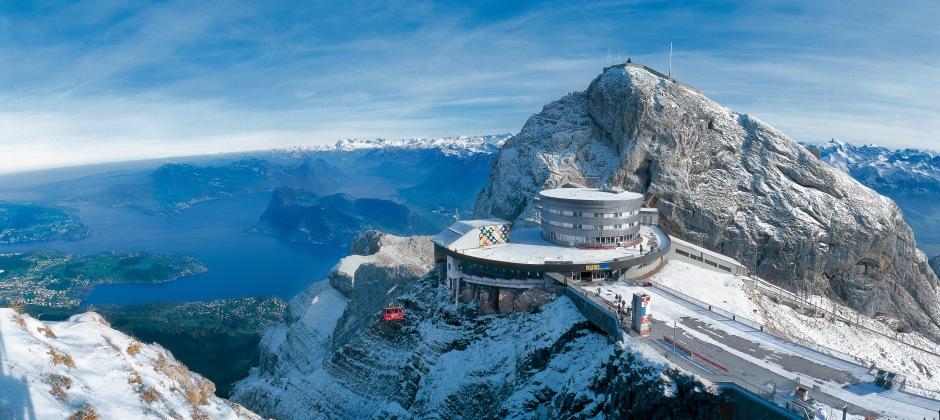 Lucerne: Excursion Mount Pilatus