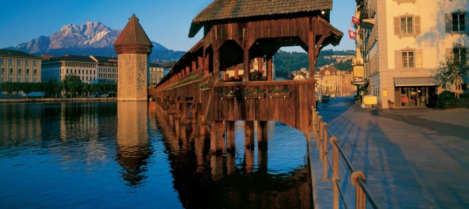 St. Moritz – Lucerne