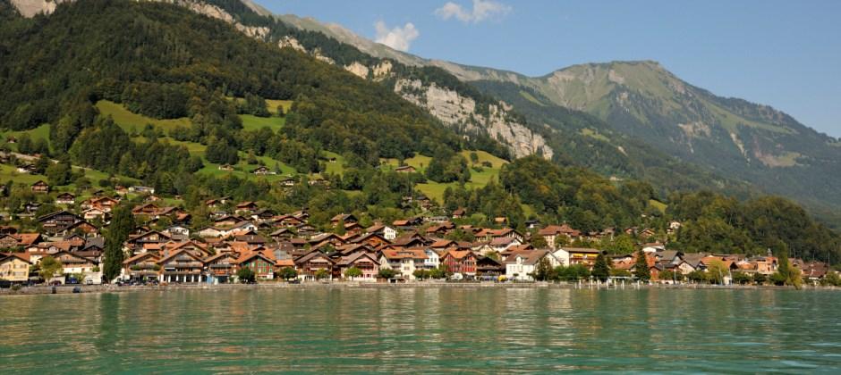 Lucerne - Interlaken