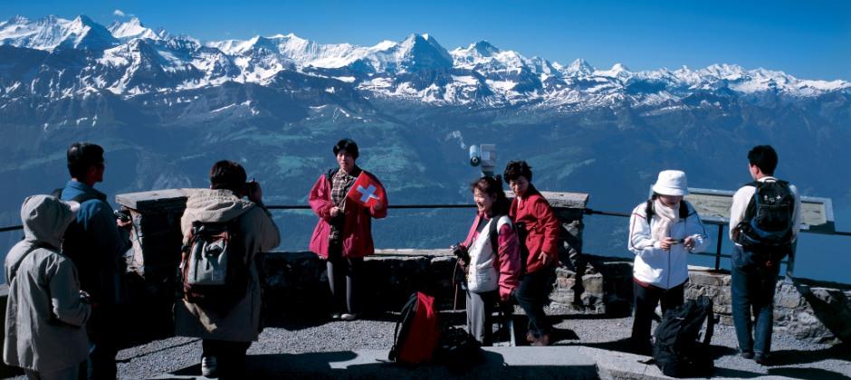 Interlaken: Excursion to Brienzer Rothorn