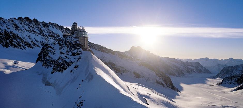 Interlaken: Excursion Jungfraujoch
